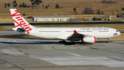 VH-XFE - Airbus A330-243 - Virgin Australia Airlines