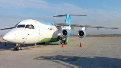 EP-MMS - British Aerospace Avro RJ85 - Mahan Air