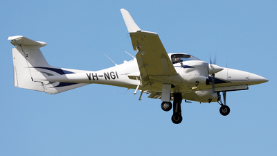 A picture of VHNGI - Diamond DA42 NG Twin Star - [42.N032] - © tonyholt777