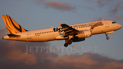 VH-VNP - Airbus A320-232 - Tiger Airways
