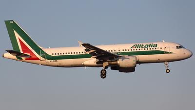 EI-DSE - Airbus A320-216 - Alitalia