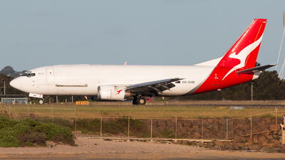 VH-XMB - Boeing 737-376(SF) - Qantas Freight (Express Freighters Australia)