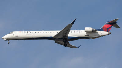 N913XJ - Bombardier CRJ-900LR - Delta Connection (Endeavor Air)