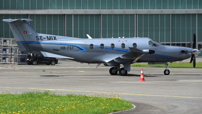 HB-FST - Pilatus PC-12/47E - Pilatus Aircraft