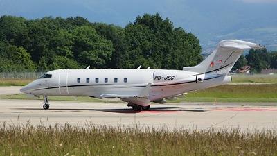 HB-JEC - Bombardier BD-100-1A10 Challenger 300 - LegendAir