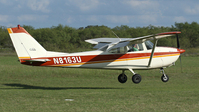 N8163U - Cessna 172F Skyhawk - Private