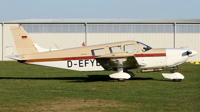 A picture of DEFYB - Piper PA32300 Cherokee Six - [327340188] - © Daniel Schwinn