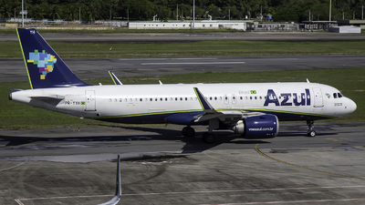 PR-YYH - Airbus A320-251N - Azul Linhas Aéreas Brasileiras