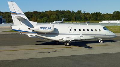 N682GA - Gulfstream G200 - Private