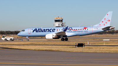 VH-UYB - Embraer 190-100IGW - Alliance Airlines