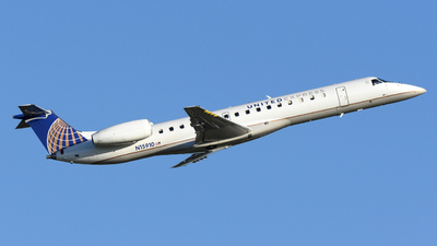 A picture of N15910 - Embraer ERJ145LR - United Airlines - © DJ Reed - OPShots Photo Team