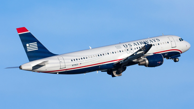 N119US - Airbus A320-214 - US Airways