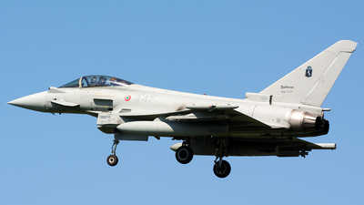 MM7327 - Eurofighter Typhoon EF2000 - Italy - Air Force