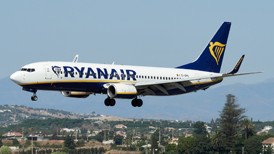 A picture of EIDPD - Boeing 7378AS - Ryanair - © Fernando Roca