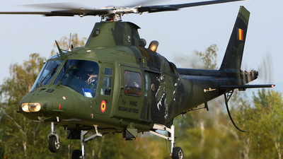 H29 - Agusta A109BA - Belgium - Army