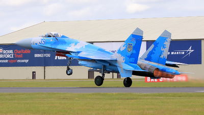 39 - Sukhoi Su-27P Flanker - Ukraine - Air Force