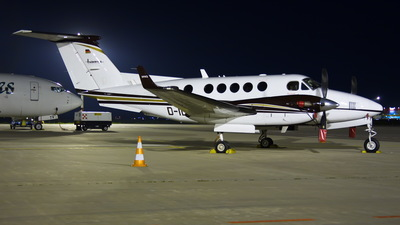 D-ILAH - Beechcraft B200GT Super King Air - Anton Haring KG Werk fur Prazisionstechnik