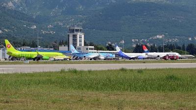 LYTV - Airport - Ramp
