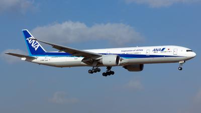 JA782A - Boeing 777-381ER - All Nippon Airways (ANA)