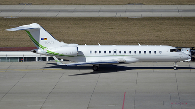EC-LTF - Bombardier BD-700-1A10 Global 6000 - Tag Aviation España