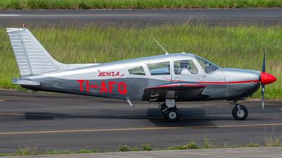 TI-AFQ - Cessna T310R II - Academia de Enseñanza Aeronáutica (AENSA)
