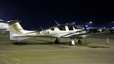 A picture of OKIQA - Diamond DA62 - [62.045] - © Mario Alberto Ravasio - AviationphotoBGY