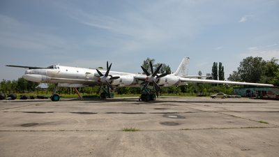 01 - Tupolev Tu-95MS Bear-H - Ukraine - Air Force