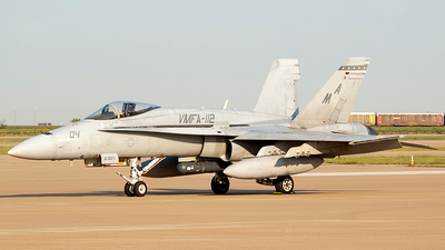 162452 - McDonnell Douglas F/A-18A+ Hornet - United States - US Marine Corps (USMC)