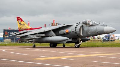 VA.1B-37 - McDonnell Douglas EAV-8B Harrier II  - Spain - Navy