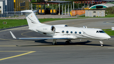 D-AGVI - Gulfstream G450 - Private