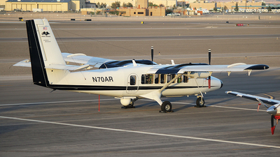 N70AR - De Havilland Canada DHC-6-300 Twin Otter - Private