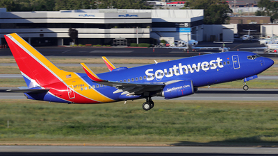 N7719A - Boeing 737-76N - Southwest Airlines