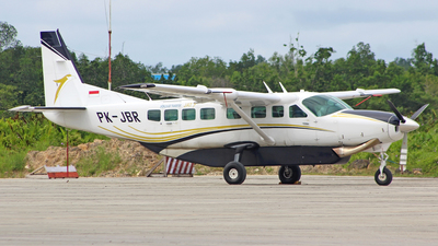 PK-JBR - Cessna 208B Grand Caravan EX - Jhonlin Air Transport