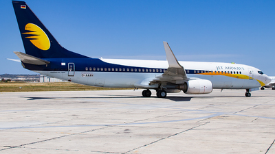 D-AAAN - Boeing 737-86J - Jet Airways