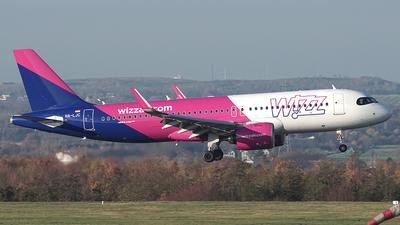 HA-LJC - Airbus A320-271N - Wizz Air