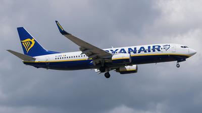 EI-DWO - Boeing 737-8AS - Ryanair