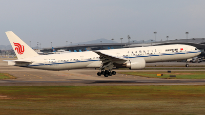 B-1266 - Boeing 777-39LER - Air China