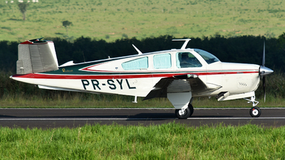 PR-SYL - Beechcraft V35B Bonanza - Private