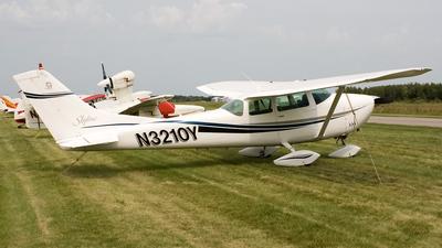 A picture of N3210Y - Cessna 182E Skylane - [18254210] - © Jeremy D. Dando