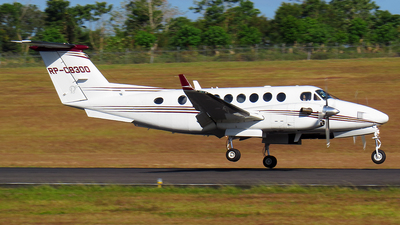 A picture of RPC8300 - Beech 350 Super King Air - [FL505] - © Ryu Guji