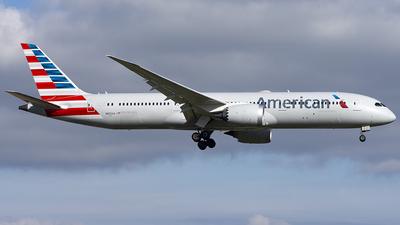 N832AA - Boeing 787-9 Dreamliner - American Airlines