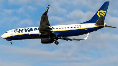 9H-QCE - Boeing 737-8AS - Ryanair (Malta Air)