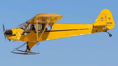 N98286 - Piper J-3C-65 Cub - Private