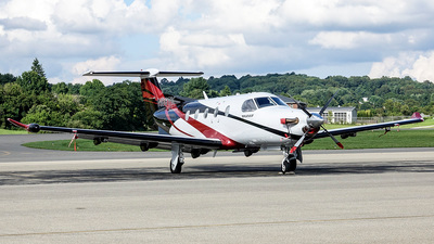 N86TK - Pilatus PC-12/47E - Private