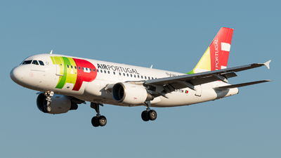 A picture of CSTTM - Airbus A319111 - TAP Air Portugal - © Aaron Vancoillie