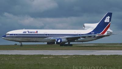 C-FTNA - Lockheed L-1011-150 Tristar - Air Transat