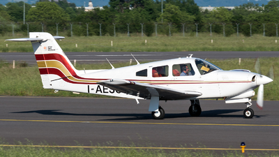 A picture of IAESC - Piper PA28RT201T Turbo Arrow IV - [28R7931095] - © Marco Papa