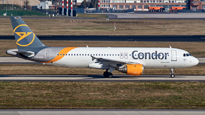 A picture of DAICG - Airbus A320212 - Condor - © JakkoFly