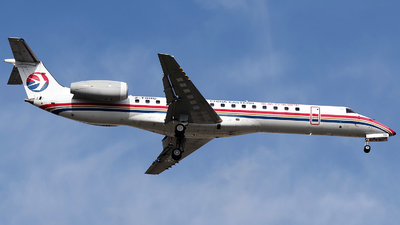 2-TGHC - Embraer ERJ-145LR - China Eastern Airlines