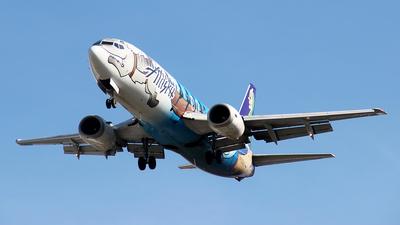 N705AS - Boeing 737-490 - Alaska Airlines